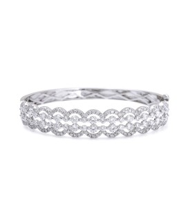 Crystal Lights Bangle
